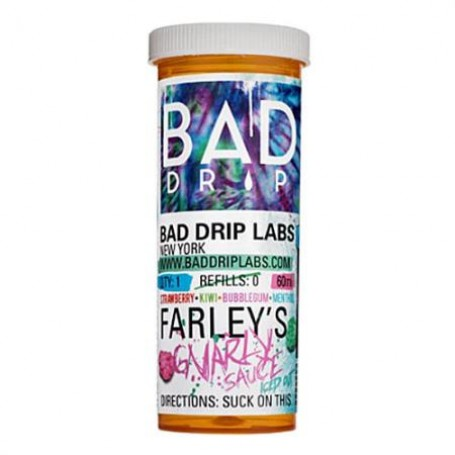 Жидкость Bad Drip Farley's gnarly sauce Iced Out 60 мл