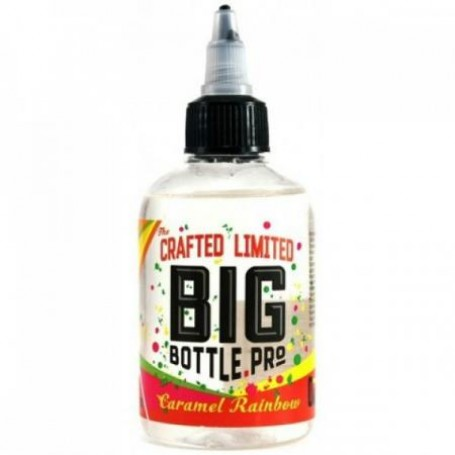 Жидкость Big Bottle PRO Caramel Rainbow 120 мл