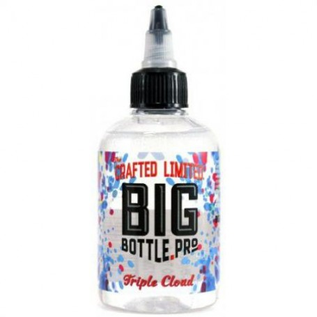 Жидкость Big Bottle PRO Triple Cloud 120 мл