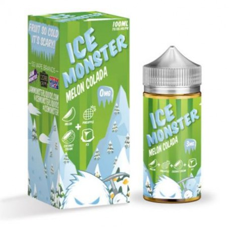 Жидкость Jam Monster Melon Colada 100 мл