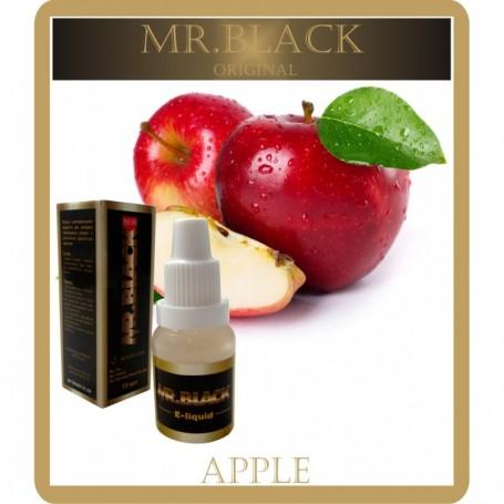 Жидкость Mr.Black со вкусом Яблока 15 мл