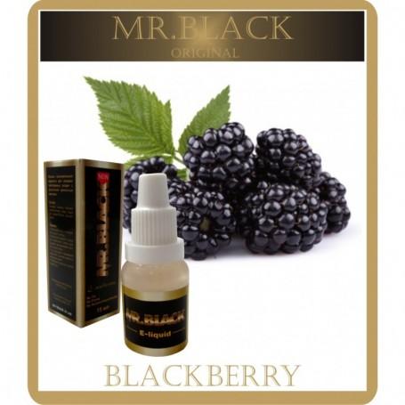 Жидкость Mr.Black со вкусом Ежевики 15 мл