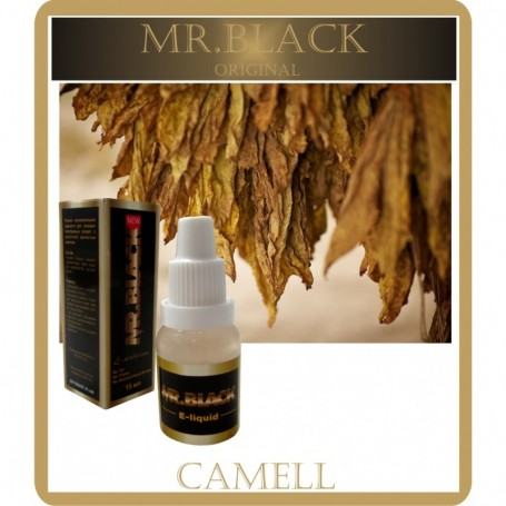 Жидкость Mr.Black со вкусом Camel 15 мл