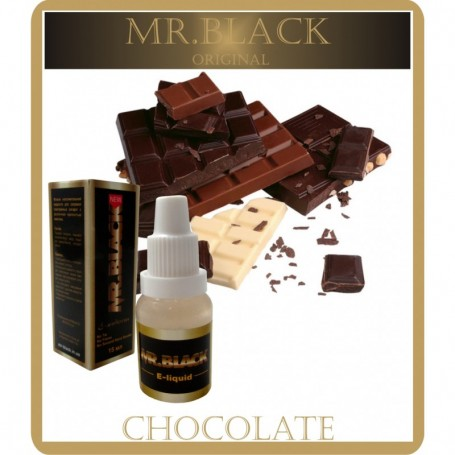 Жидкость Mr.Black со вкусом Молочного шоколада 15 мл