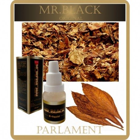 Жидкость Mr.Black со вкусом Parlament 15 мл