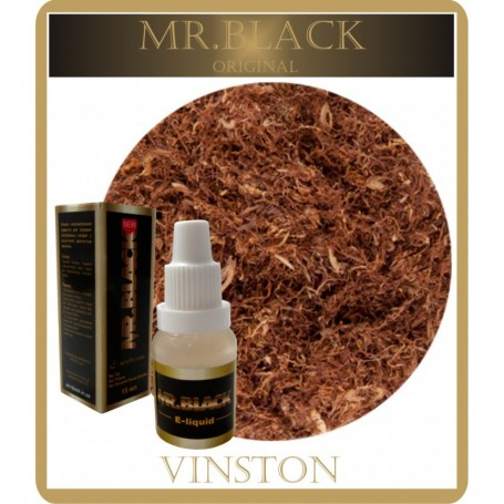 Жидкость Mr.Black со вкусом Winston 15 мл