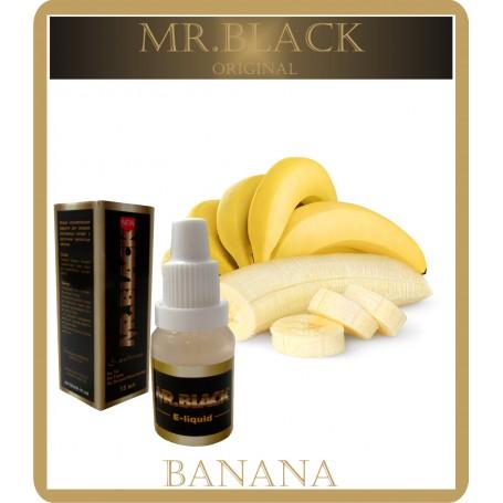 Жидкость Mr.Black со вкусом Банан 15 мл