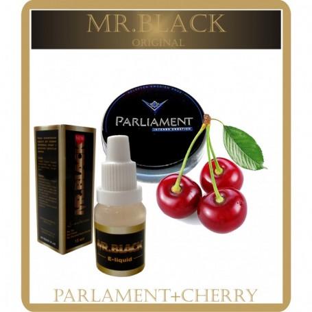 Жидкость Mr.Black со вкусом Parlament+вишня 15 мл