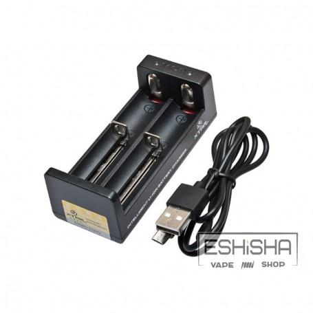 Зарядное устройство для 18650 батарей XTAR mc2