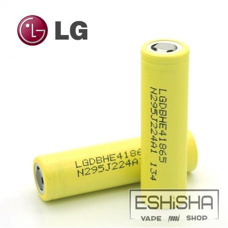 Аккумулятор LG 18650 He4 2500 mAh